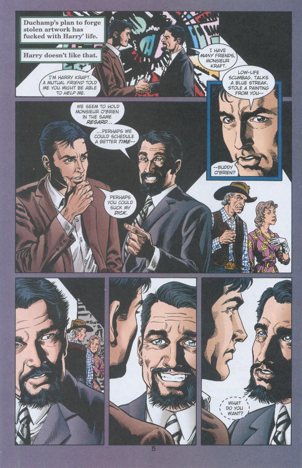 Read online American Century comic -  Issue #16 - 6