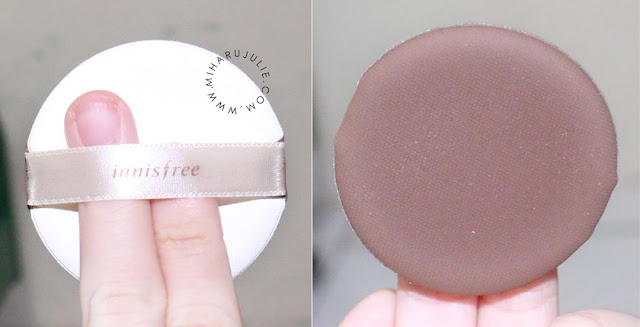 innisfree long wear cushion review 21