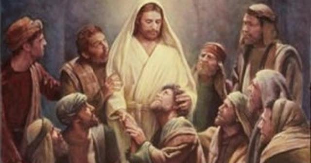 Resultado de imagem para Lucas 24,35-48