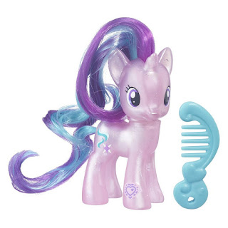 Starlight Glimmer Explore Equestria Single Brushable MLP Merchandise