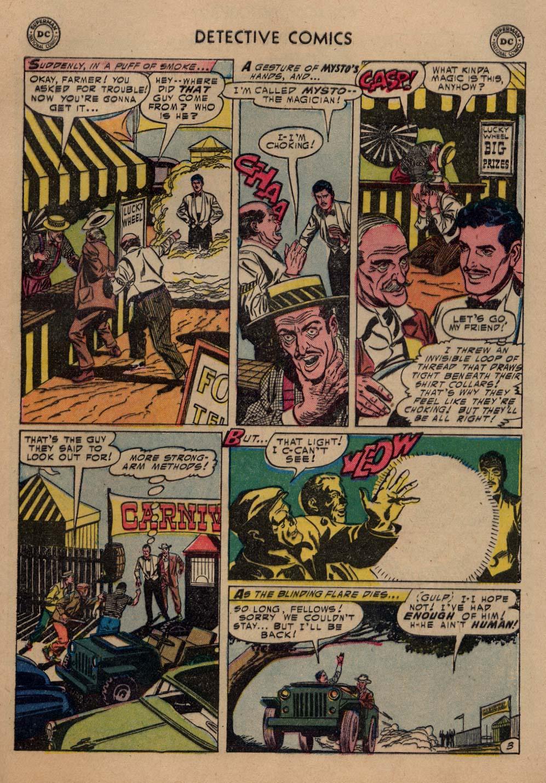 Read online Detective Comics (1937) comic -  Issue #212 - 22
