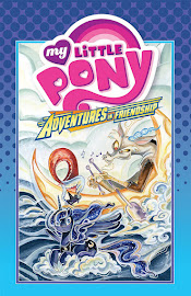 MLP Adventures in Friendship #4 Comic