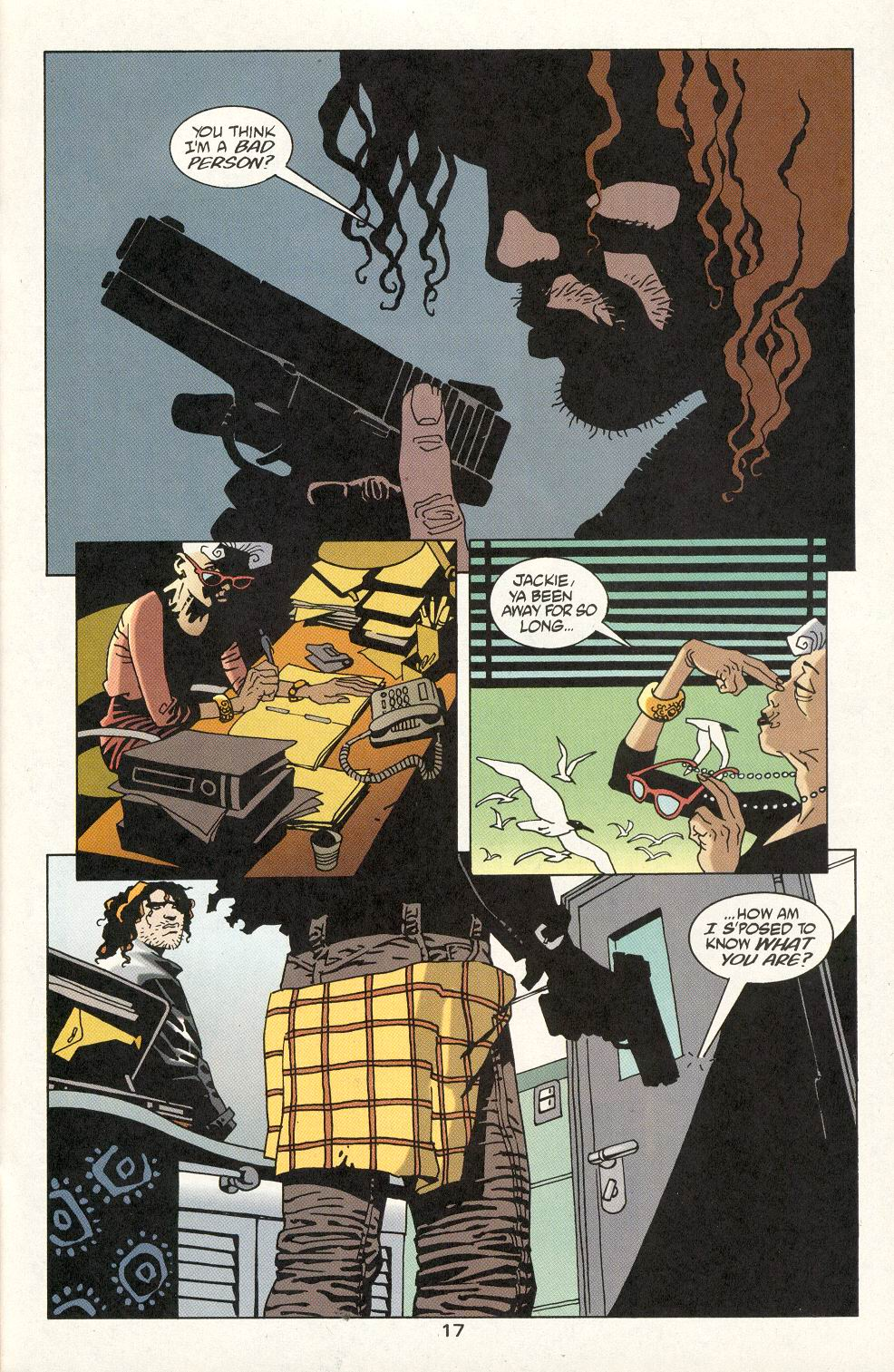 Read online 100 Bullets comic -  Issue #22 - 18