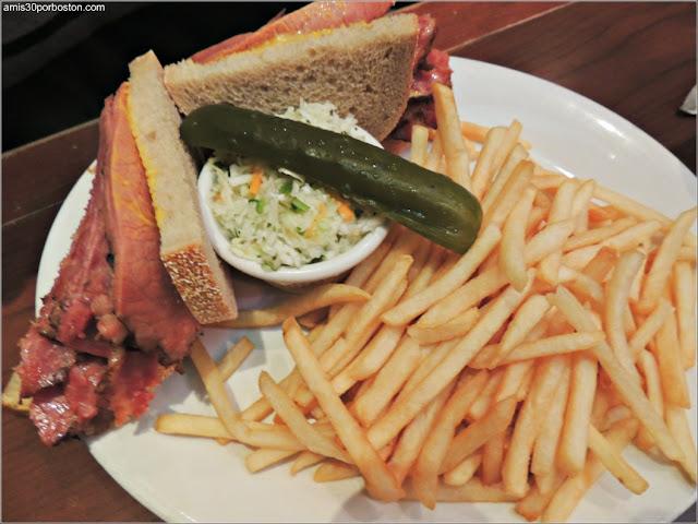 Reuben's: Famous Super Sandwich $18.99