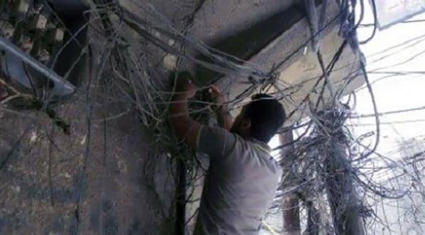 سارقوا الكهرباء في سورية على موعد مع عقوبات رادعة جديدة.؟