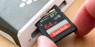 Cara Memperbaiki SD Card yang Tidak Terbaca