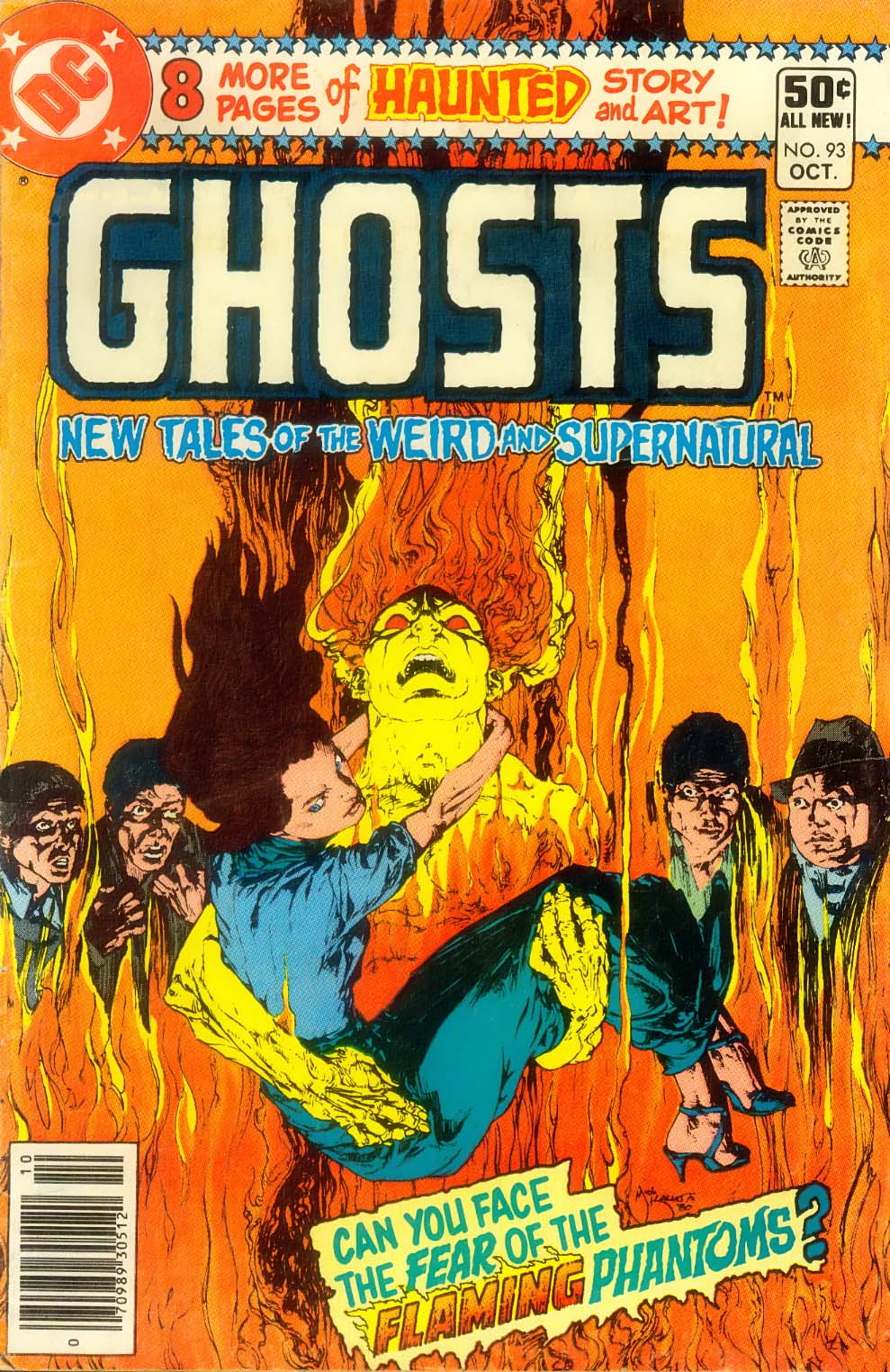 Read online Ghosts comic -  Issue #93 - 2