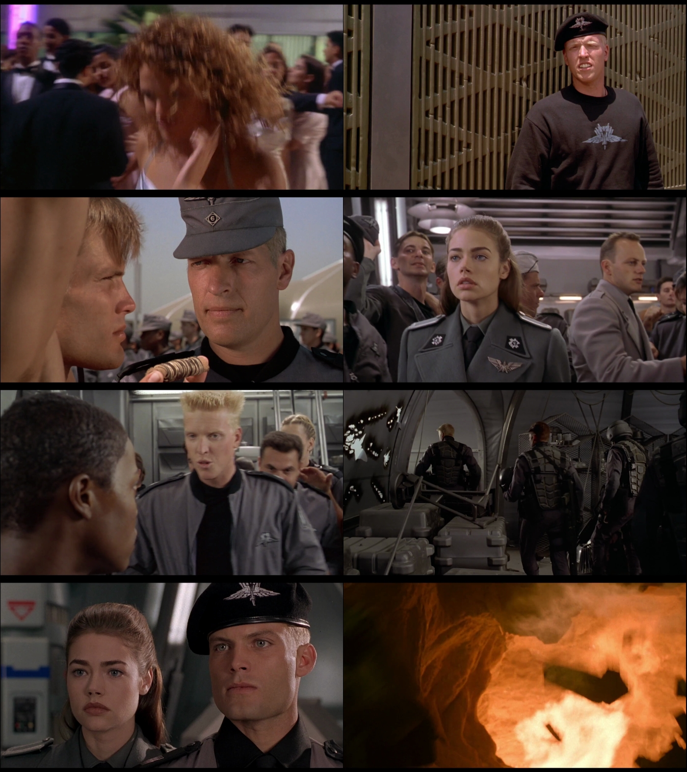 Starship Troopers 1080p Latino