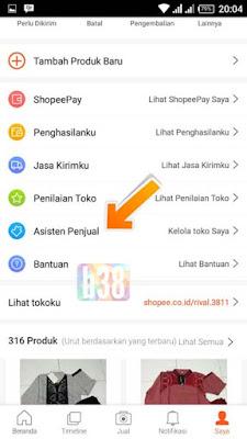 pengalaman menggunakan aplikasi shopee
