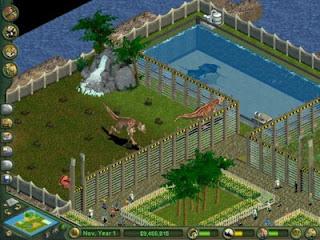 Gambar terkait dari Game Zoo Tycoon 1