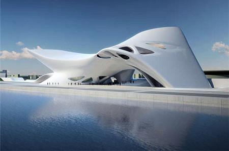 Rea visual blog de arte y dise o la arquitectura de for Arquitectura zaha hadid