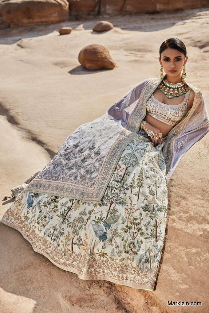 Pakistani Bridel Dress Designs, Rajasthan's Rich Customs,