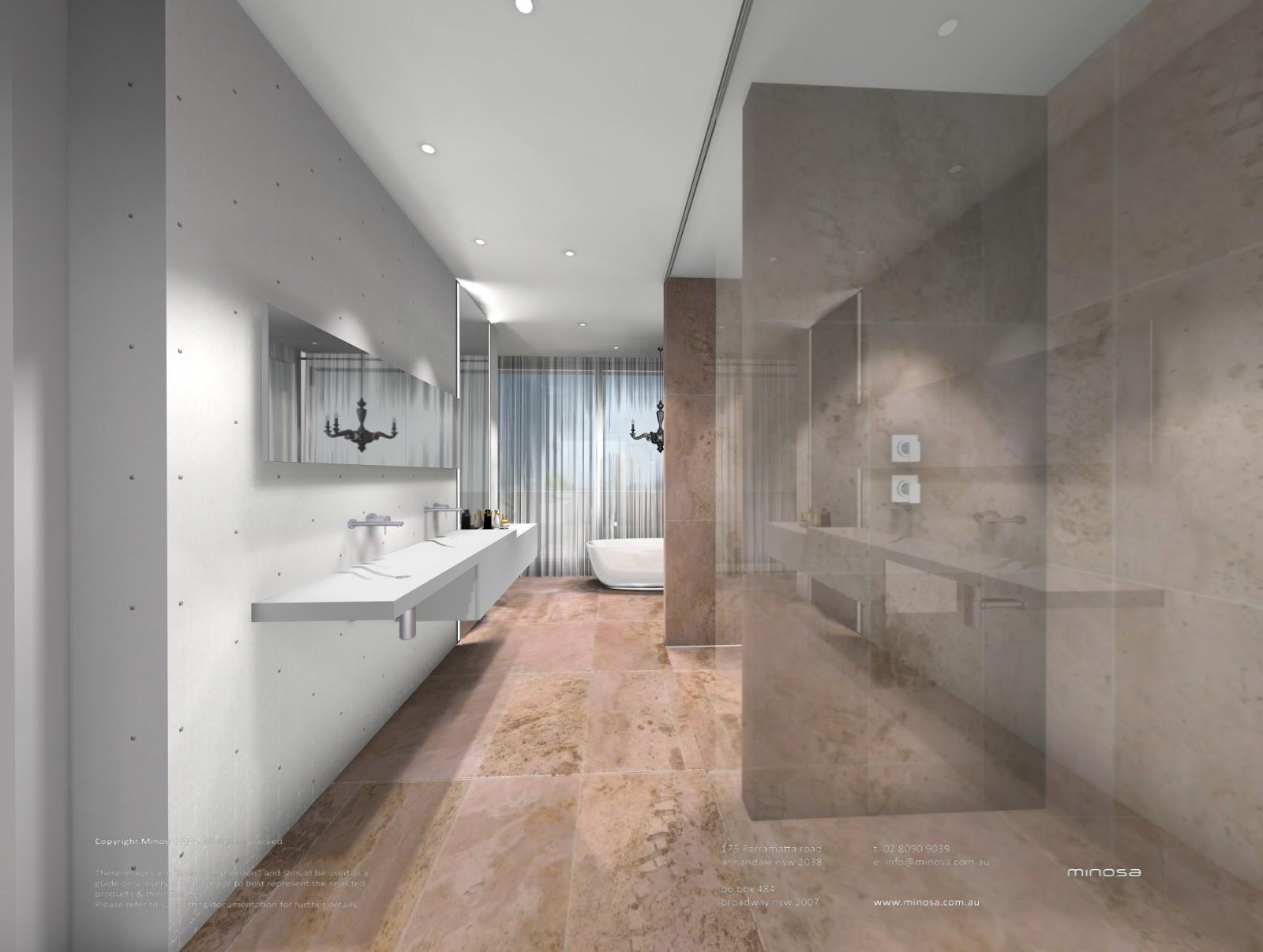 Minosa New Minosa Bathroom Design Resort Style Ensuite