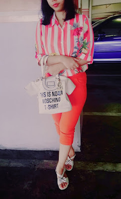orange,fashion blogger,fashion,outfit,shirt,bag,nice,pretty outfit,orange style,orange outfit