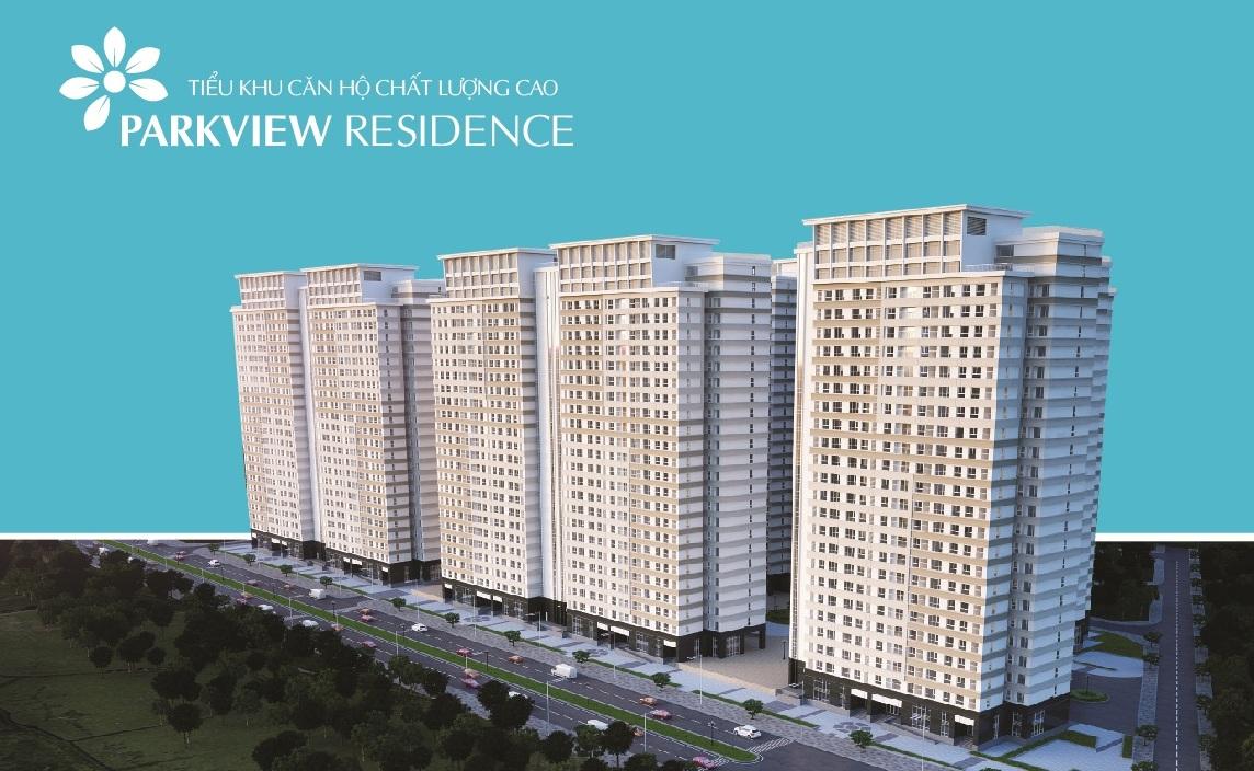 Tiểu khu Parkview Residence - KĐTM Dương Nội