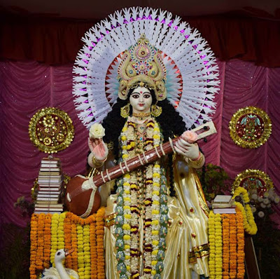 Saraswati Images Hd