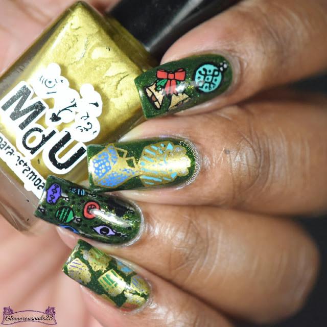 Crumpets Nail Tarts Day 9 - Christmas Preparations