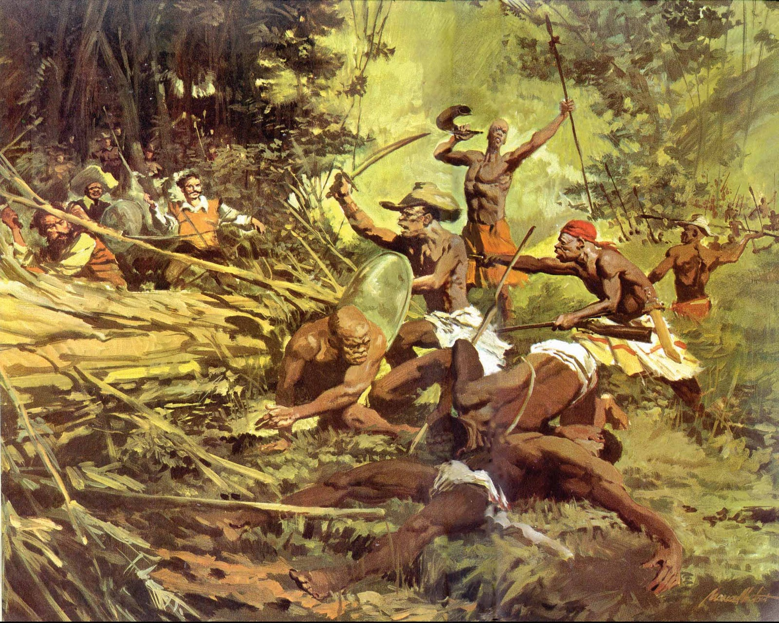 Palmares e Zumbi dos Palmares
