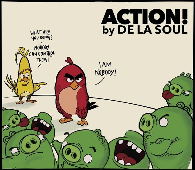 De La Soul – Action