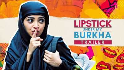 Lipstick Under My Burkha 2017 1GB Movie Download