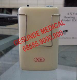 AXVA EX-13B Stereo Hearing Aid
