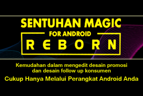 Sentuhan Magic for Android