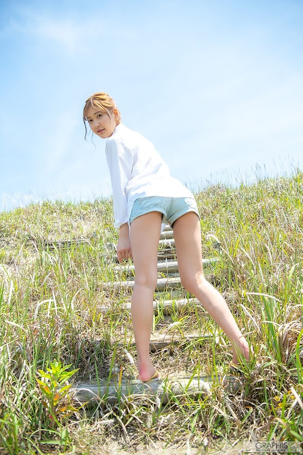 [Graphis] First Gravure &An Mitsumi 蜜美杏 vol.1 graphis 09300