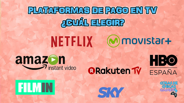 Plataformas digitales de TV