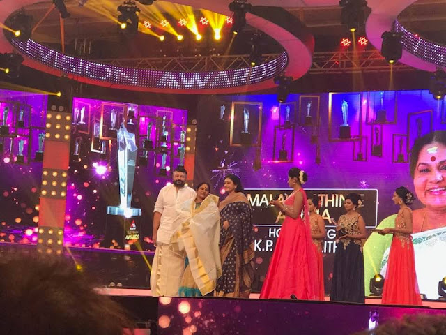 Winners of Asianet Television Awards 2017