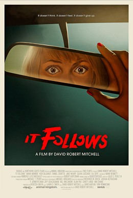 it follows poster