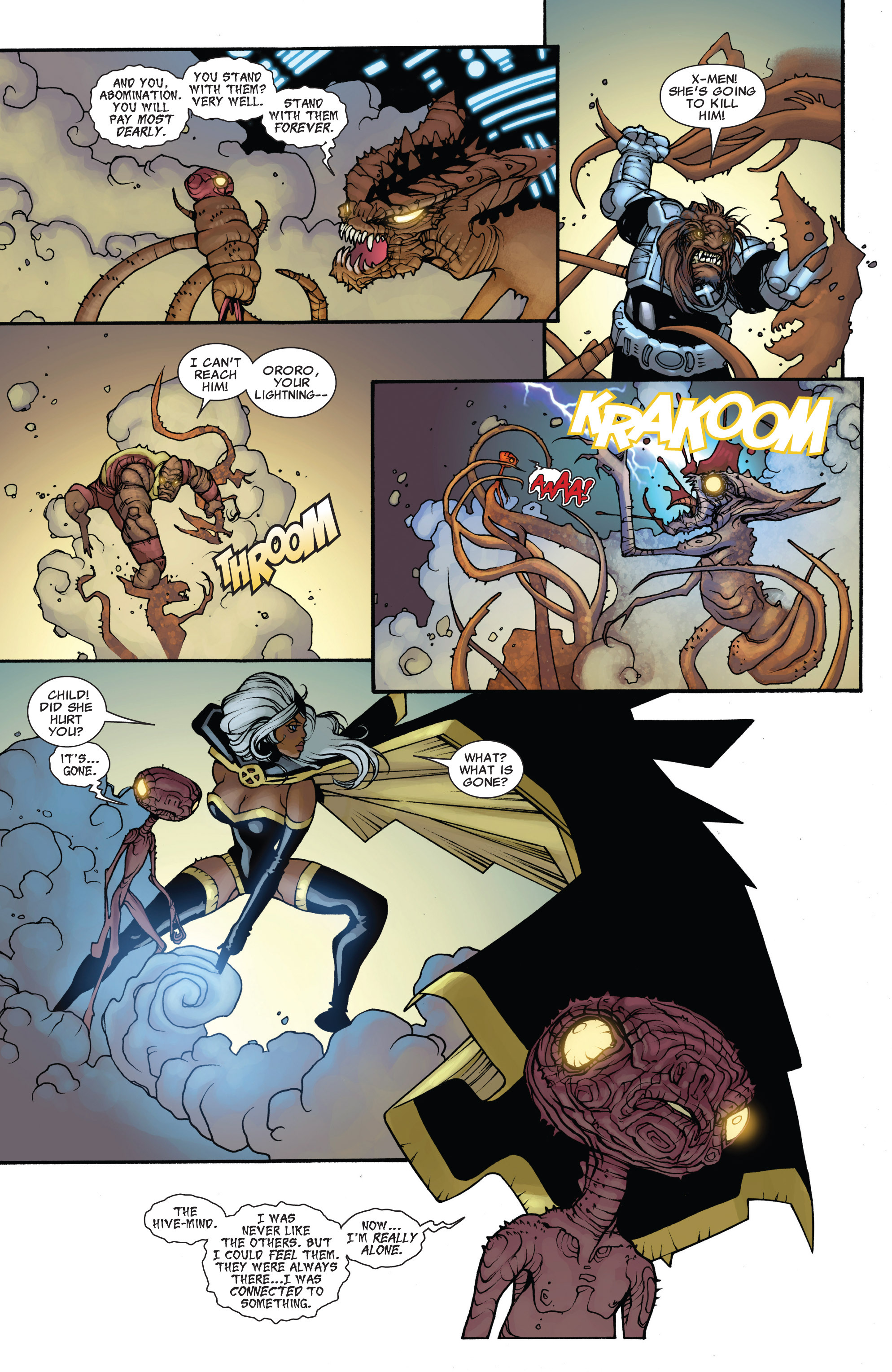 Read online Astonishing X-Men (2004) comic -  Issue #42 - 14