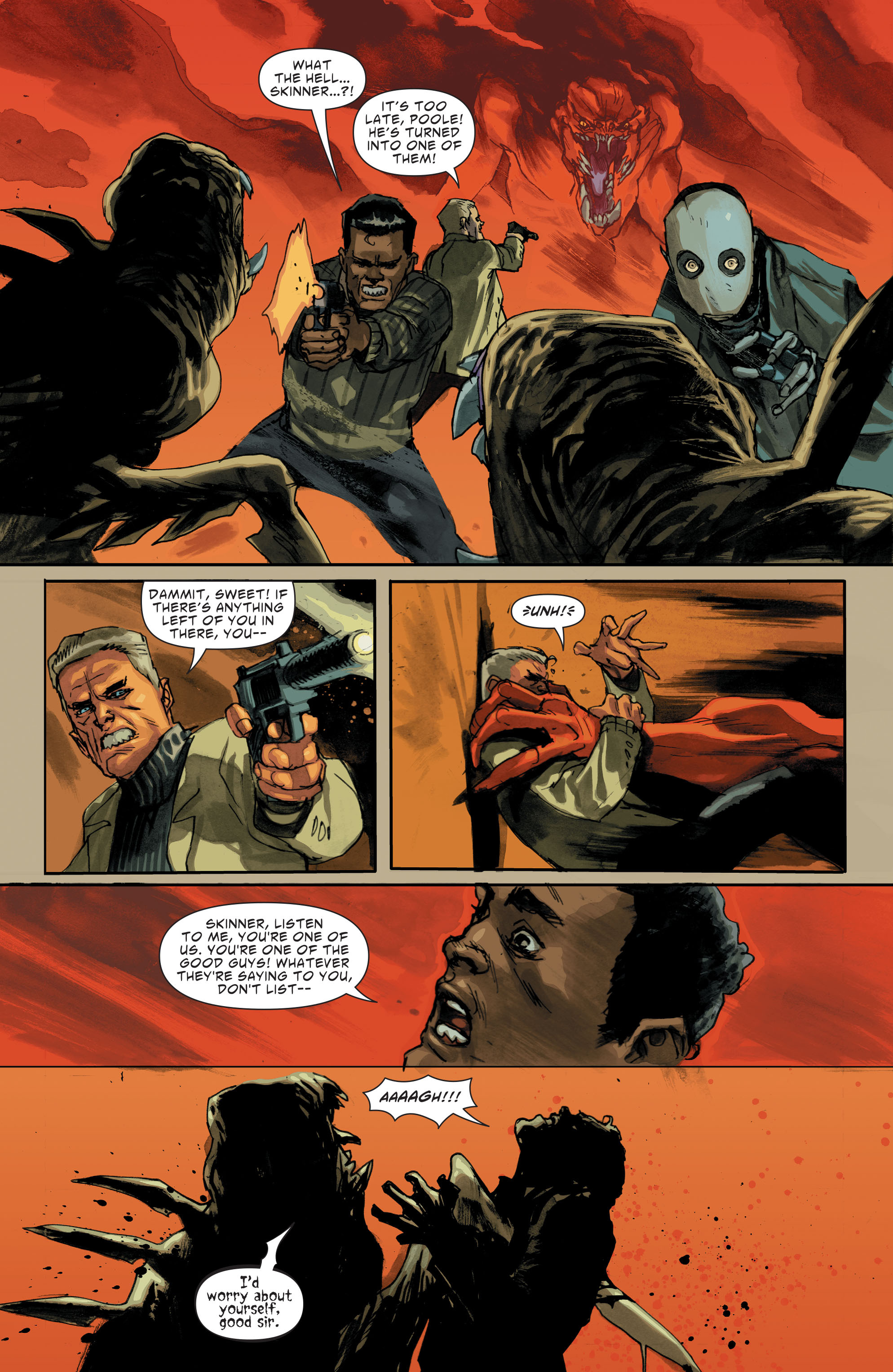 Read online American Vampire: Second Cycle comic -  Issue #8 - 2