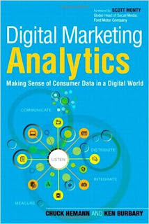 for Digital Marketing Analytics and Making Sense of Consumer Data