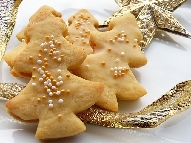 Spritz bredele, biscuits sablés de l'Avent, Noël