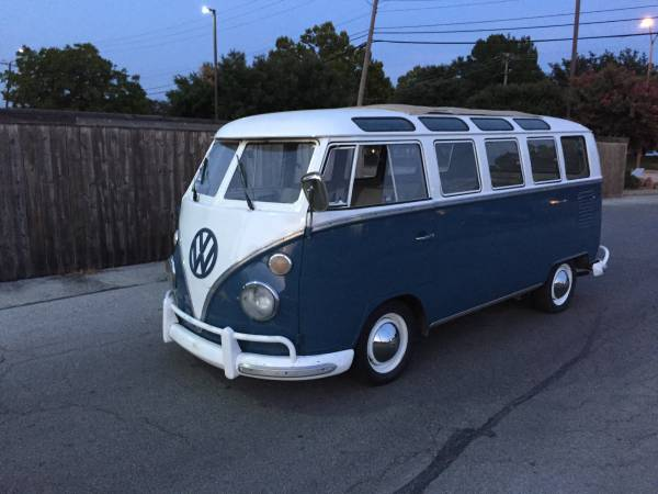 Original Vw 21 Window Microbus Deluxe Buy Classic Volks