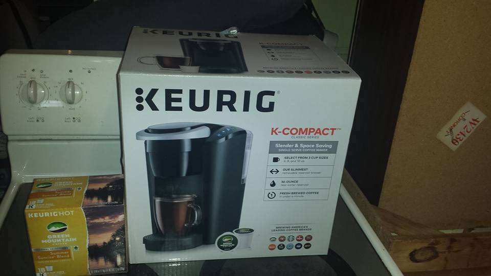 Get Your College Student The Keurig K Compact Coffee Maker