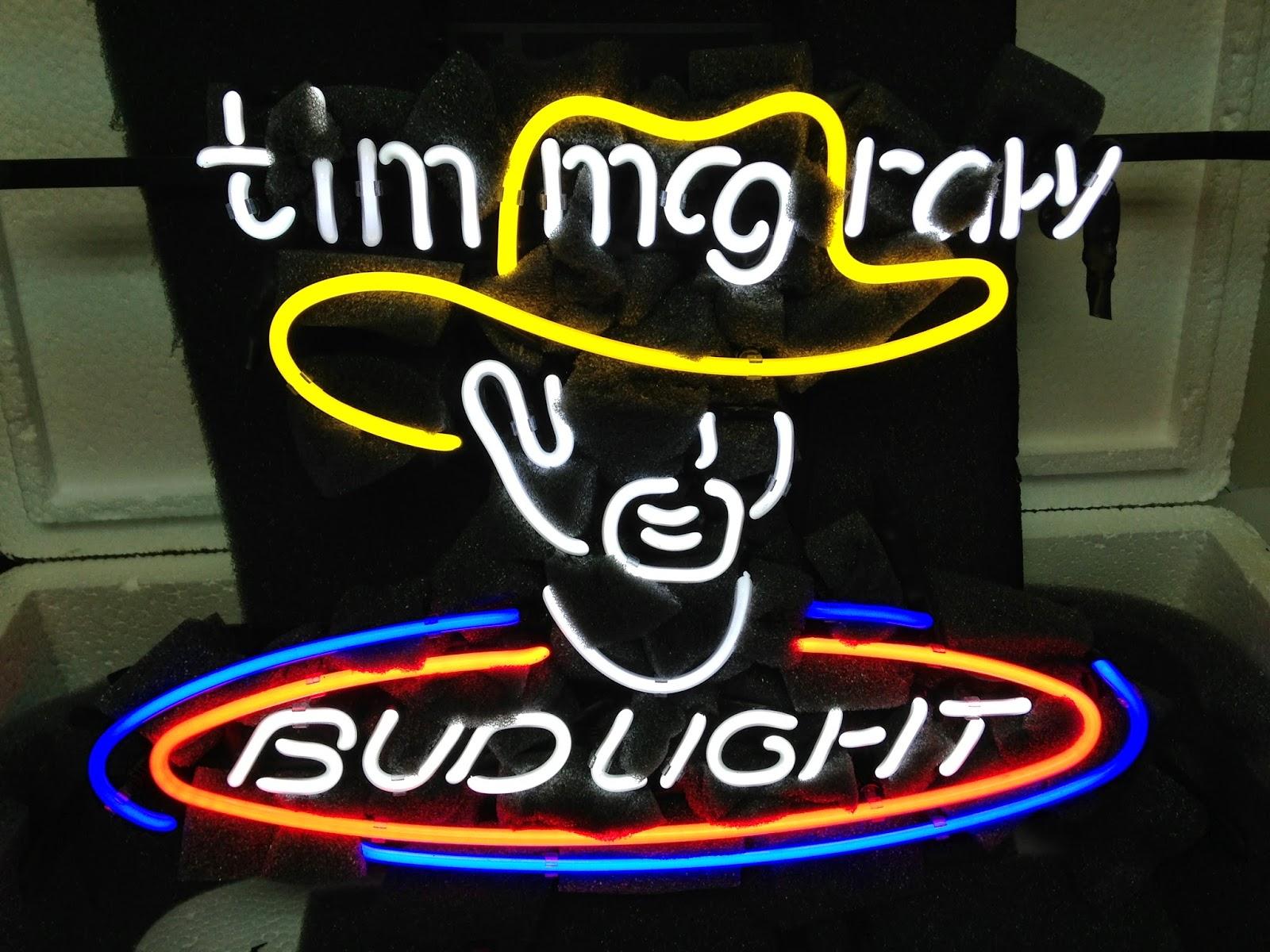Wiki Neon Sign Blog Bud Light Beer Bar Club Neon Light