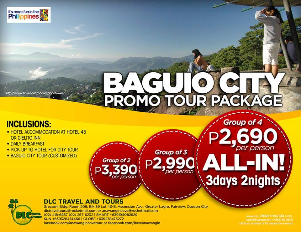 Tour Guide Script In Baguio City