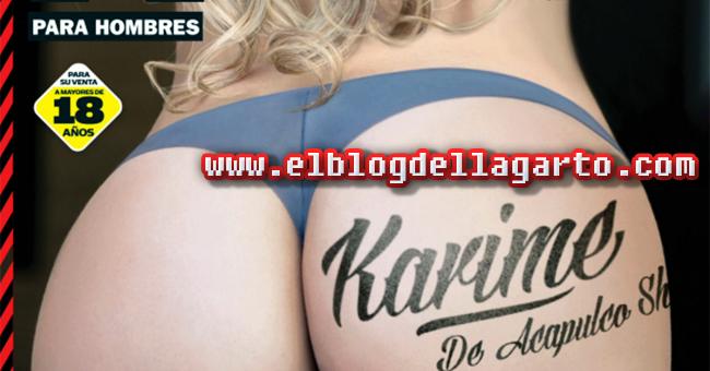 Karime de Acapulco Shore - H para Hombres banner