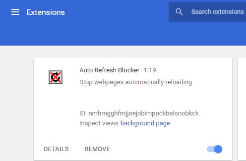 كيفية إيقاف صفحة ويب من التحديث التلقائي في Chrome أو Firefox