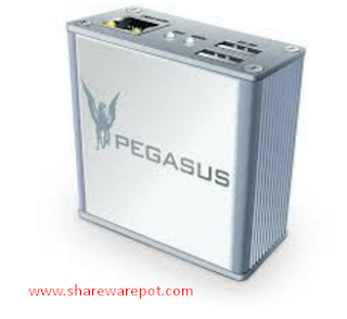 Pegasus Box Software Latest V1.3.9 With USB Driver Free Download