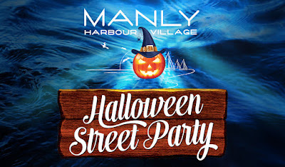 Manly Harbour Village Halloween Street Party 2017