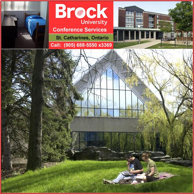 Backpackers Hostels Canada blog: Brock University ...