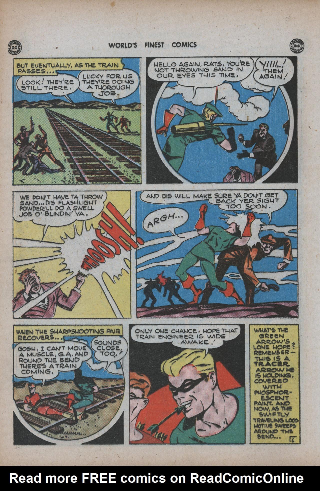 Read online World's Finest Comics comic -  Issue #20 - 22