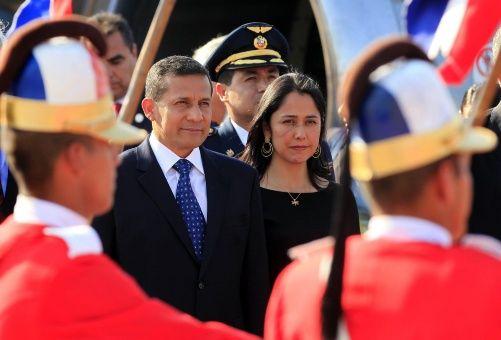 Fiscal peruano acusa a Humala y esposa por caso Odebrecht