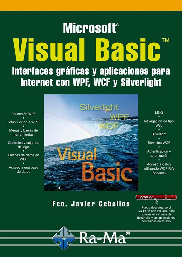 Visual Basic: Interfaces gráficas y aplicaciones para Internet con ...