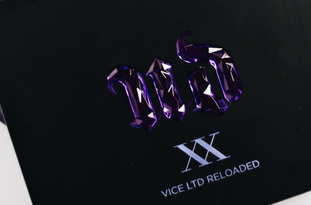 urban decay vice reloaded palette fards à paupières avis test swatches