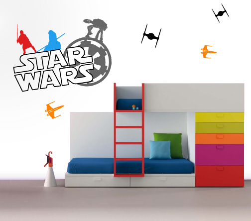 VINILO STAR WARS
