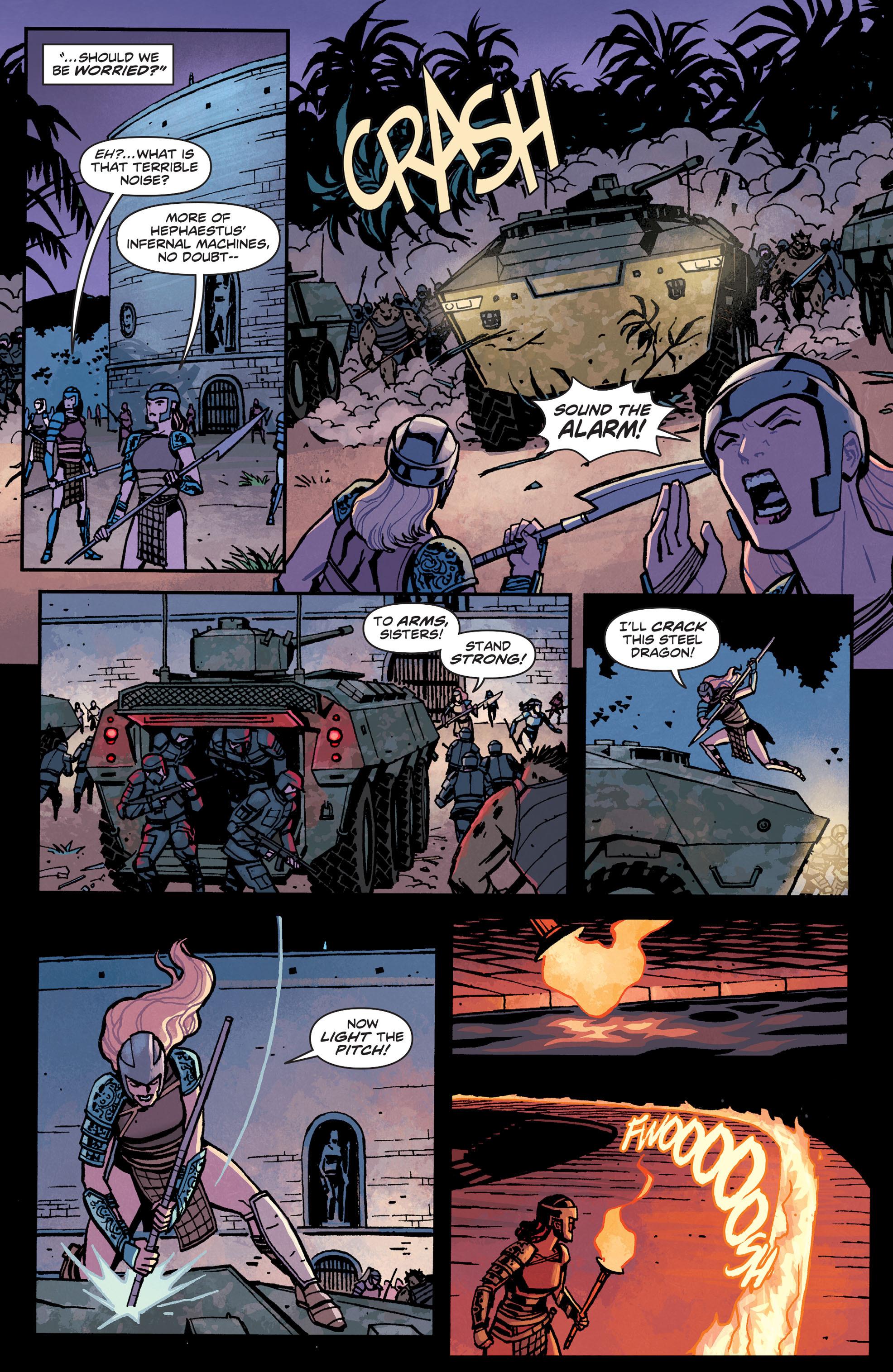 Read online Wonder Woman (2011) comic -  Issue #33 - 7