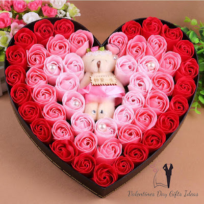 Say I Love You to your soul mate with Terrific Roses on Rose Day